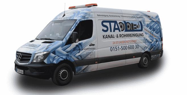 Abzocke bei Rohrreinigungen: STA Auto